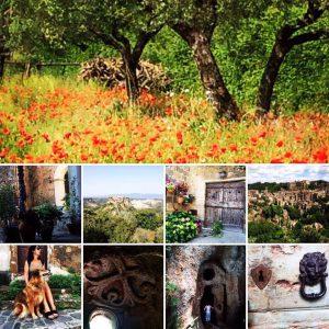 Wandel vakantie Italië Etrusken