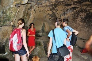 Etrusken culturele vakantie in Italië.