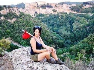 De mythe achterna. Wandelvakantie Italië.