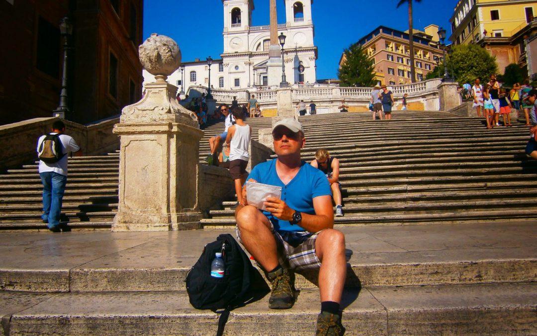 Schildersafari Rome