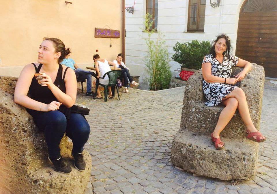 Calcata het grooviest dorp in Italië