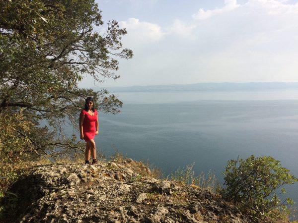 Wandel vakantie Italië- Etrusken-Volg de rode Schoentjes