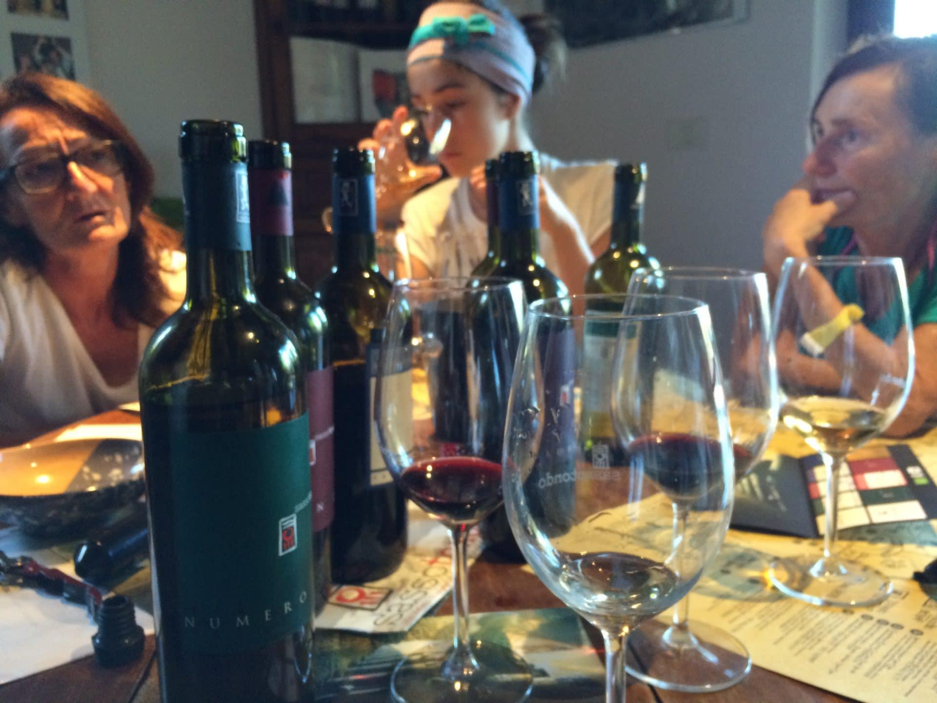 Wijn wandelen en proeven Italie Bolsena