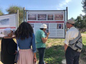 Tarquinia Graven Etrusken cultuurreis