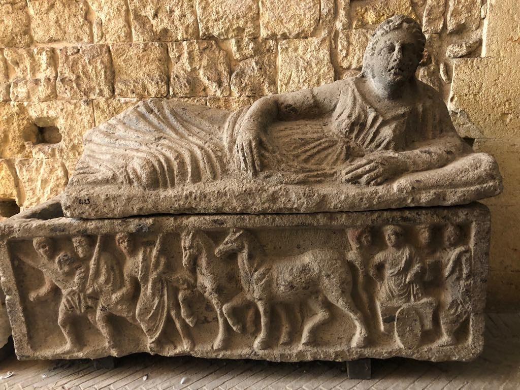 Etrusken cultuur vakantie -Italië- Volg de rode schoentjes