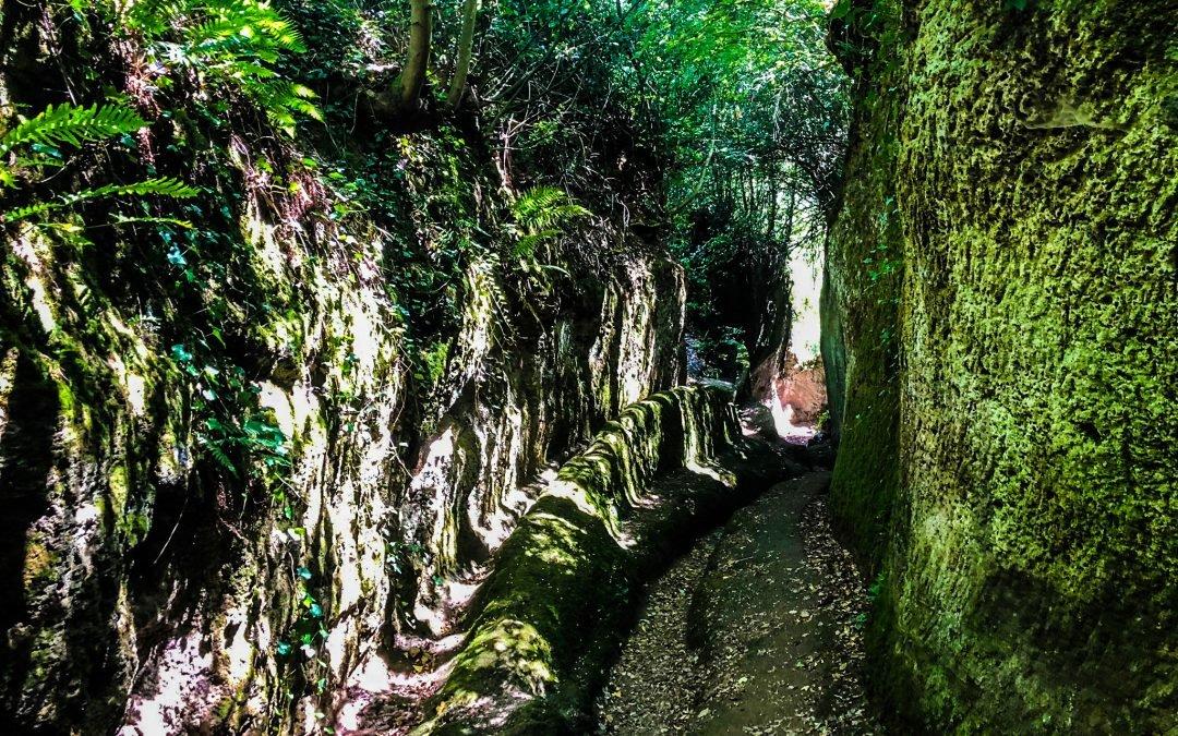 Wandel excursie Pitigliano Sovana