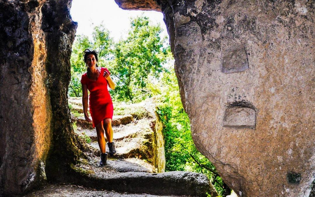 Wandelexcursie van Vitozza naar Sorano Vitozza