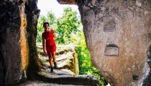 Vitoazza wandelreis Etrusken