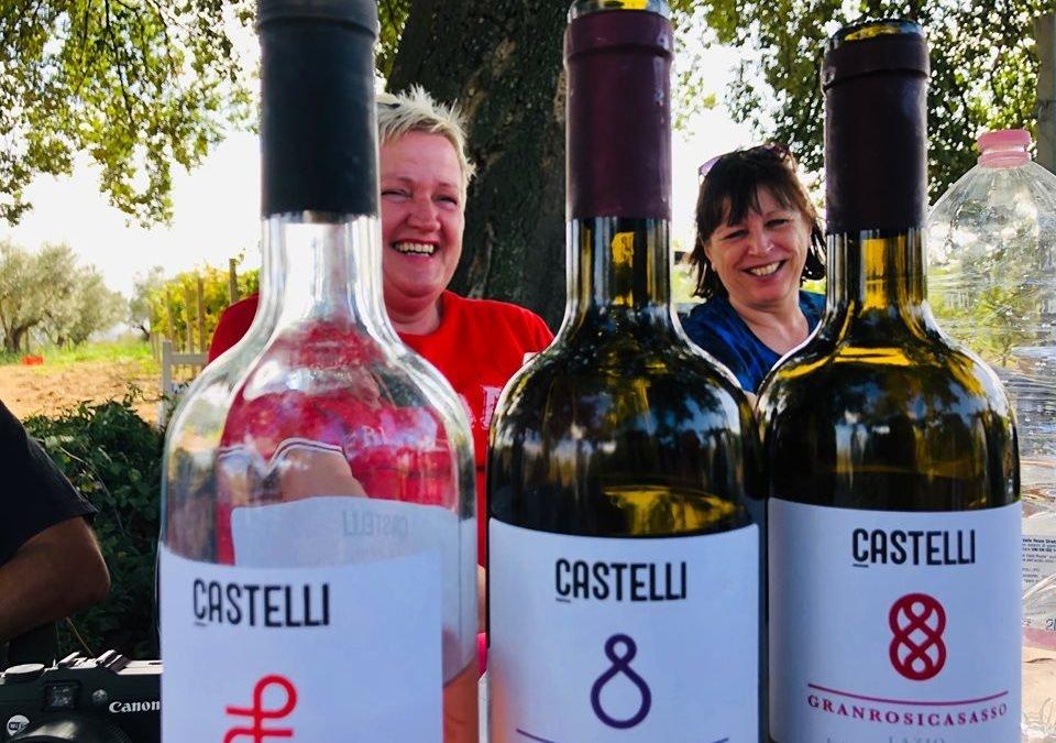 Wijnwandelen Italie