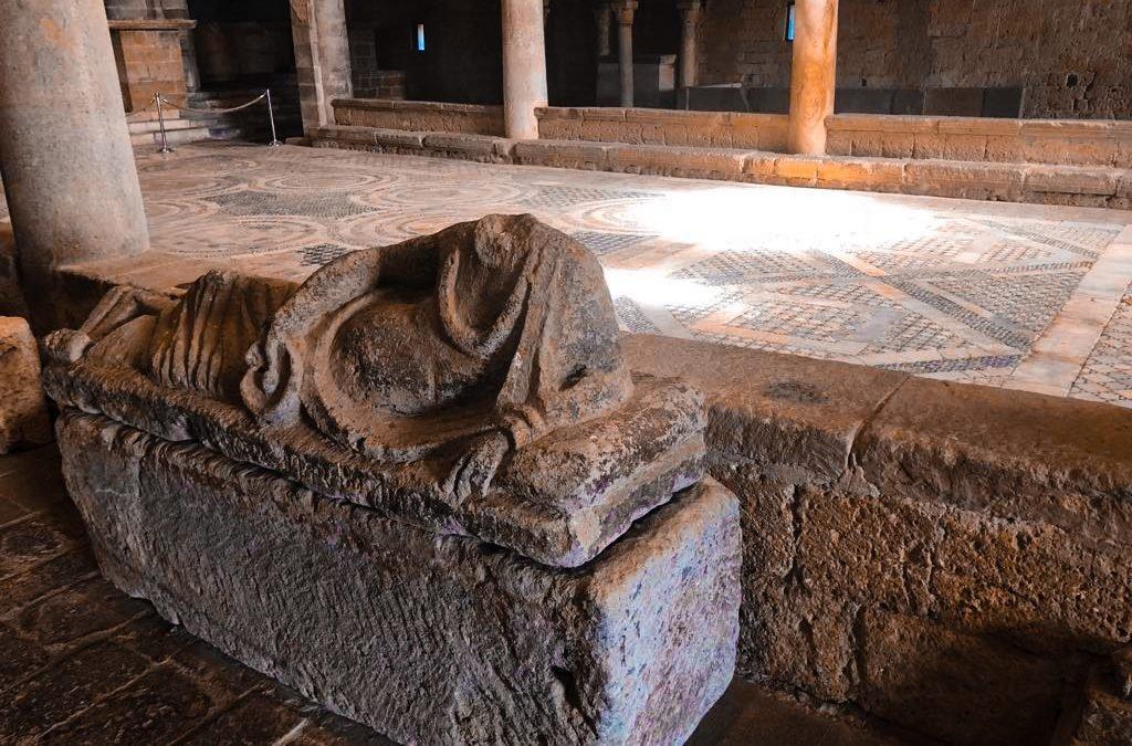 Etrusken cultuurvakantie in Italië.