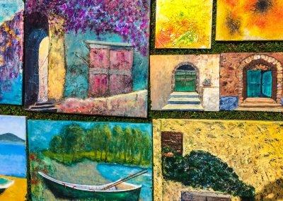 Creatieve vakantie Italië
