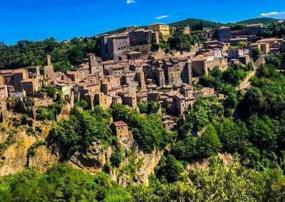 Wandelvakantie Italië Etrusken