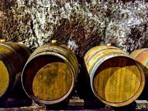 Wijn wandelen Italie