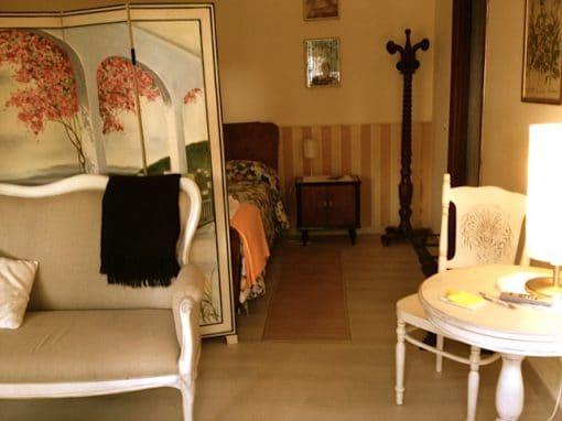 Vakantiehuisje 2 pers Bosena. Italiël