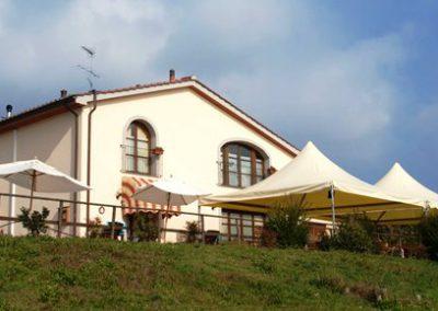 Vakantiehuis 2 tot 4 personen Bolsena. Italië