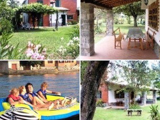 Villa 8 personen Bolsena Italië