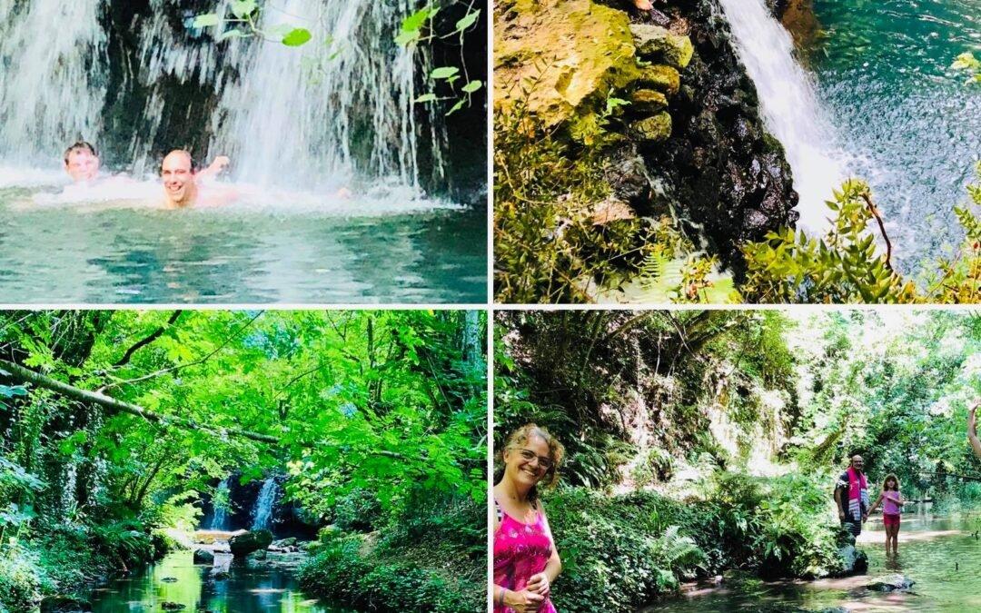 Zondagmiddag – Aqua trekking Bolsena