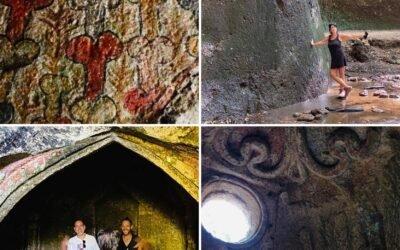 Zaterdag – Wandeling Hermitage en kluizenaarsgrot