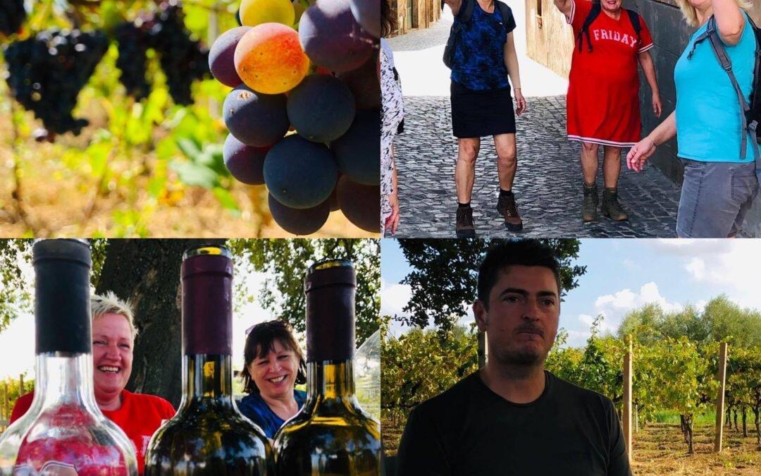 Dinsdag – Wijnwandelen Bolsena