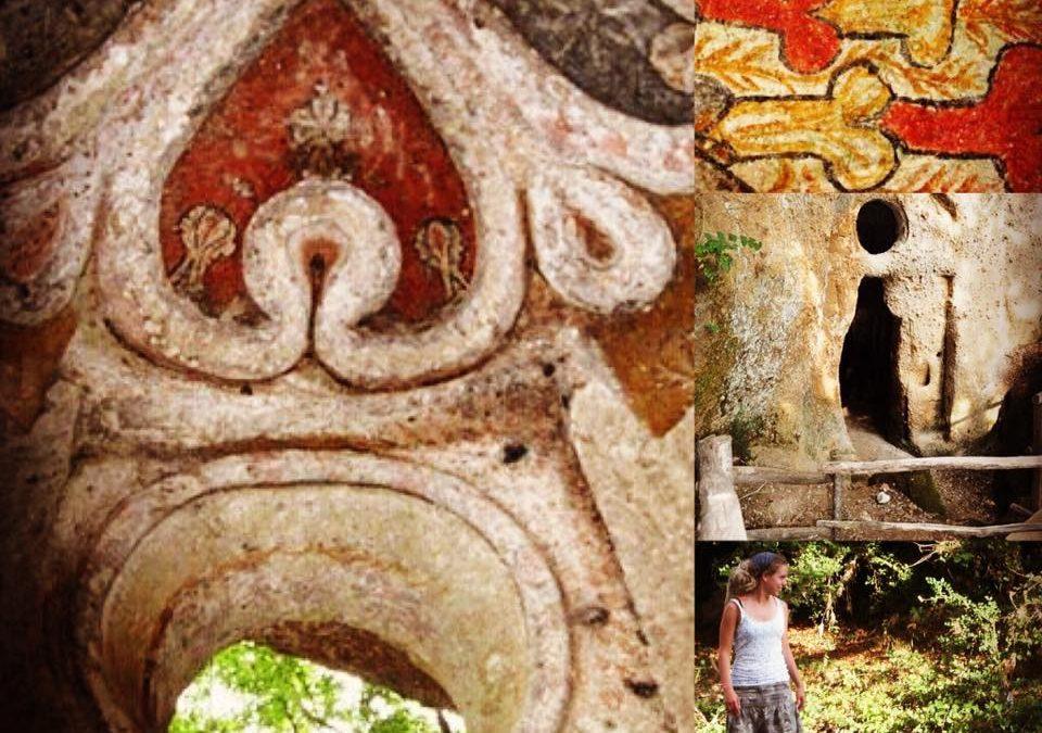 Wandeling kluizenaarsgrot en hermitage