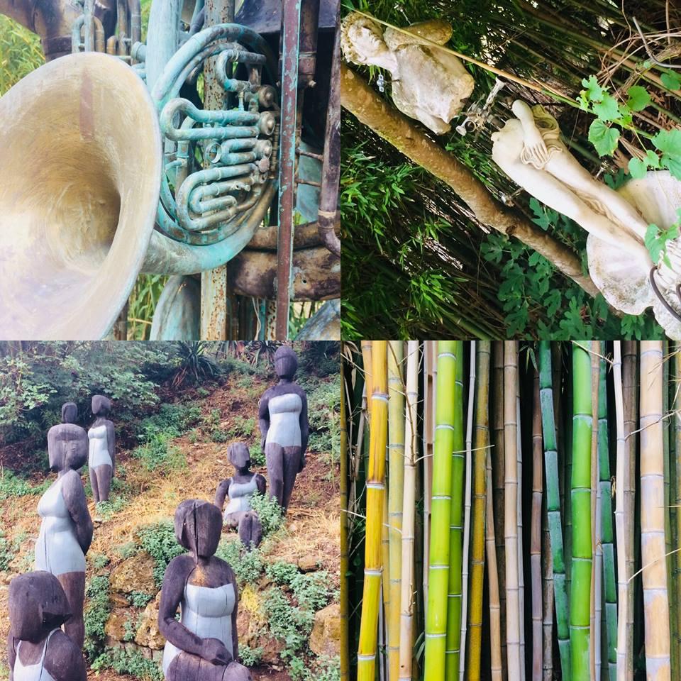 excursie beelden tuin serpara