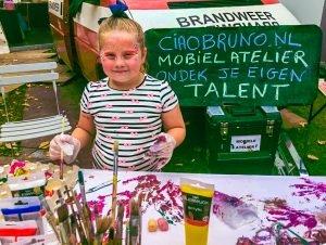 zomer atelier Italie kinderen
