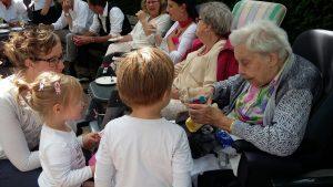 surprise party 95 jaar
