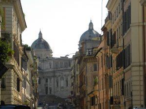 Rome santa Maria Maggiore