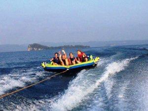 watersport Bolsena vakantie