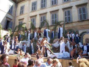 Bolsena festa Santa Christina