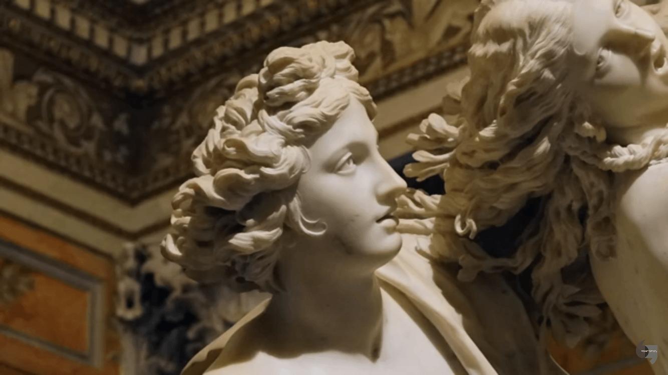 Apollo Bernini Galeria Borghese