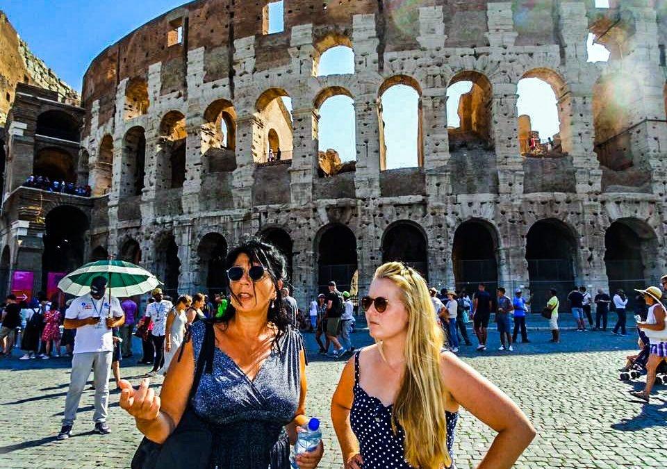 Dag excursie Rome