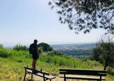 Wandelen Orvieto naar Rome