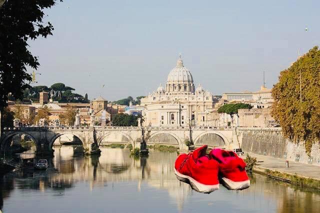 Wandelvakantie van Orvieto naar Rome