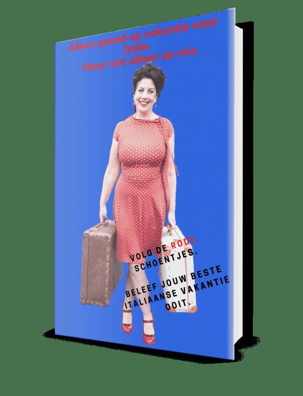 Alleengaand op vakantie maar niet alleen op reis