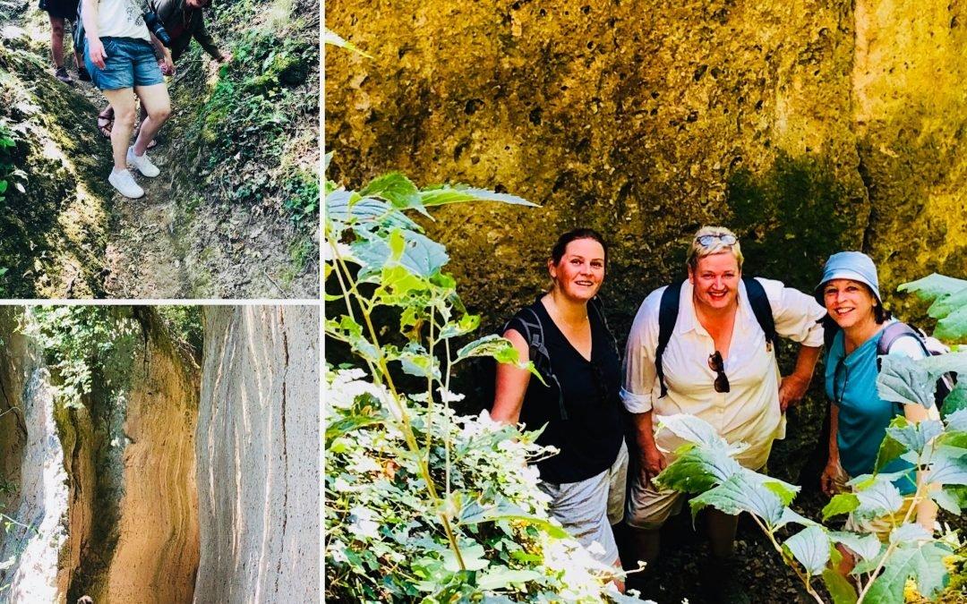 Wandelvakantie de Etrusken achterna Italië