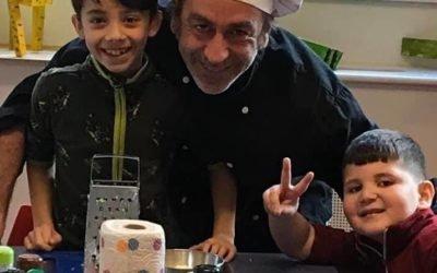 Koken online voor kinderen