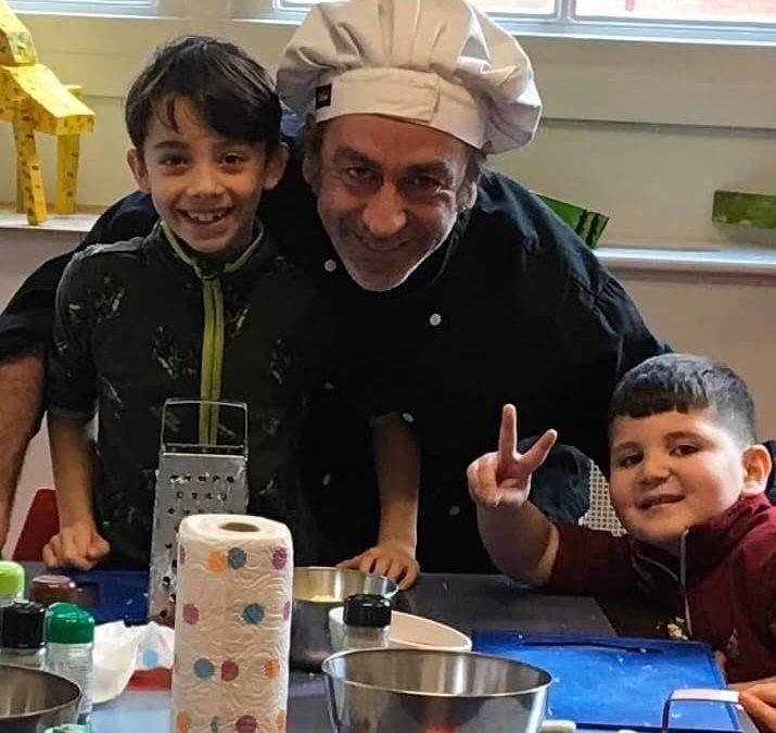 Italiaans koken online cursus voor kinderen