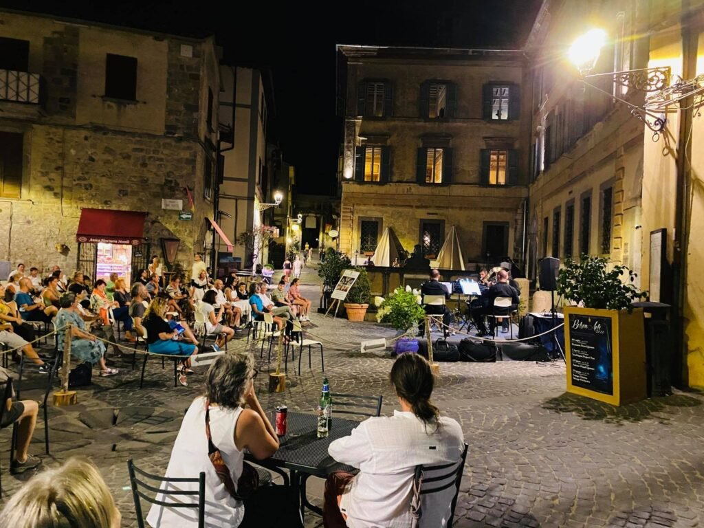 Concert Palazzo il Vesconte Bolsena