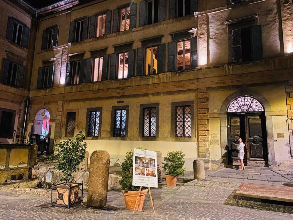 Bijzondere overnachting in Palazzo Il Vesconte Bolsena