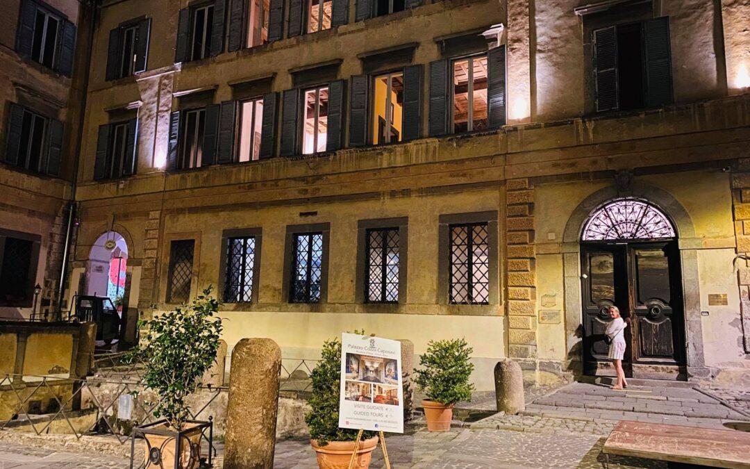 """Palazzo """"Il Vesconte"""" Bolsena"""