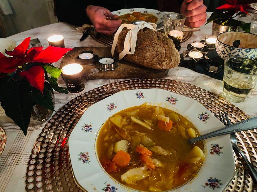 Beschermd: Online Italiaanse vegan kerst kookworkshop.