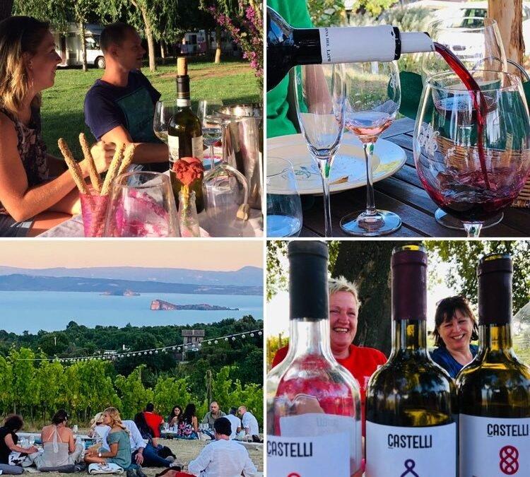 Vrijdag- Italiaanse wijnproeverij op verschillende locaties