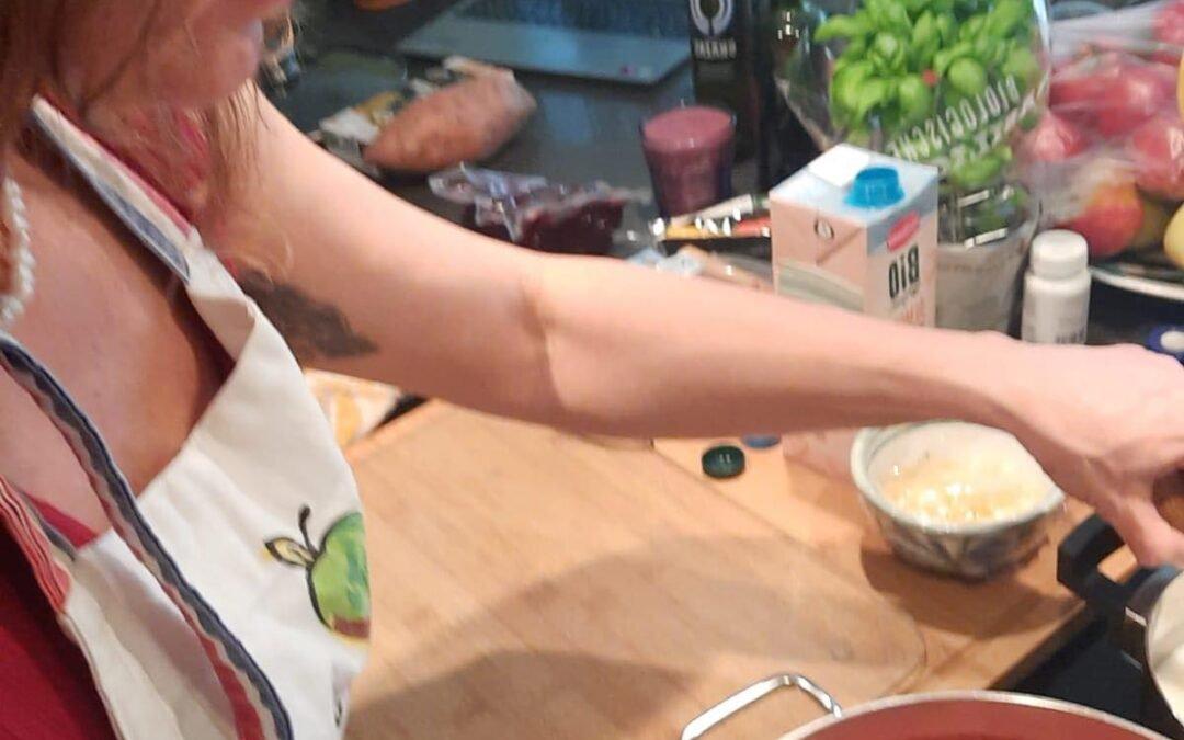 Masterclass 5 dagen Italiaans en vegetarisch koken.