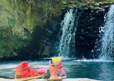Aquatrekking Bolsena met Volg de Rode Schoentjes