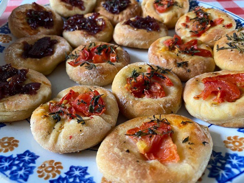 Masterclass Italiaans en vegetarisch koken vanuit je eigen keuken.